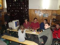 19-21 dec. 2014, Stagiu ascensiuni de iarna - Valea Malaiesti