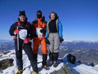 02 - 04 februarie 2014 : Rodna - Vf. Pietrosu 2303m