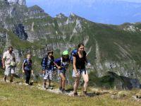 Bucegi - Varful Omu, 20 - 22 iulie 2012