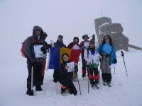 11 - 13 aprilie 2014; Bucegi – Varful Omu 2504m; IARNA
